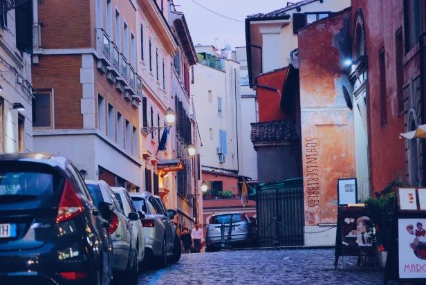 A side street