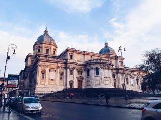 The Piazza dell'Esquilino