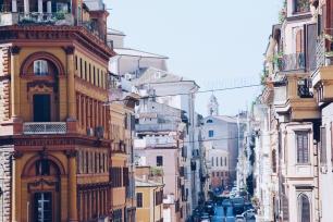 A street in Rome